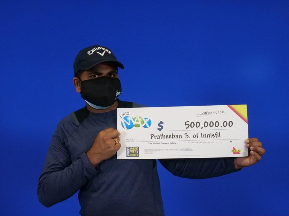 lotto winner innisfil max millions