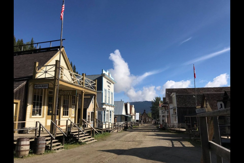 Travel back in time with a trip to Barkerville. (via Facebook/Barkerville Historic Town and Park)