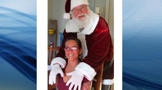 Gary Haupt has been fired by Cherry Lane Mall for recent photos he took in his Santa costume on his personal time, and the community has rallied around him.
