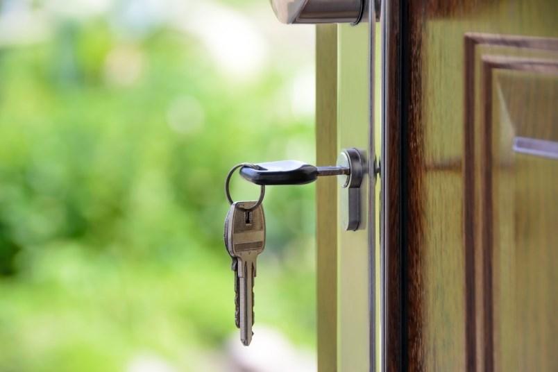 door-key-home-buying-real-estate