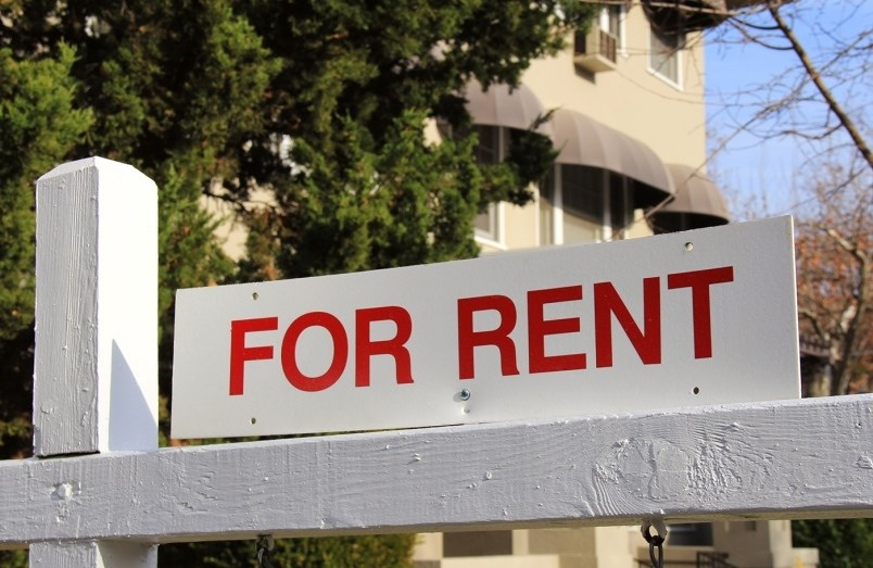 for rent sign 2