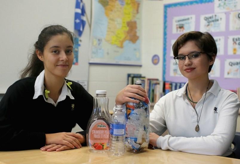 Glenlyon Norfolk students