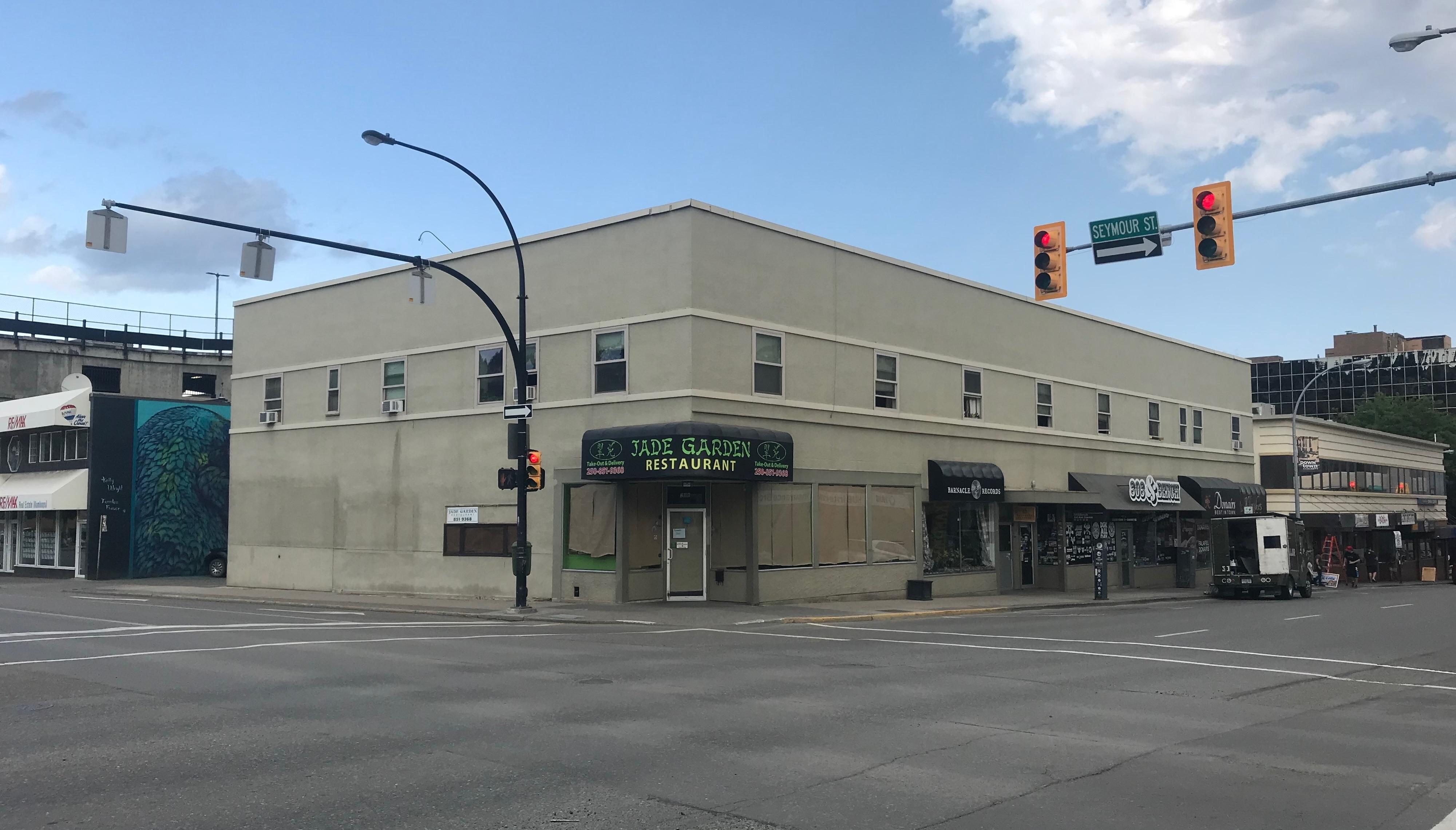 jade garden restaurant in downtown kamloops has closed