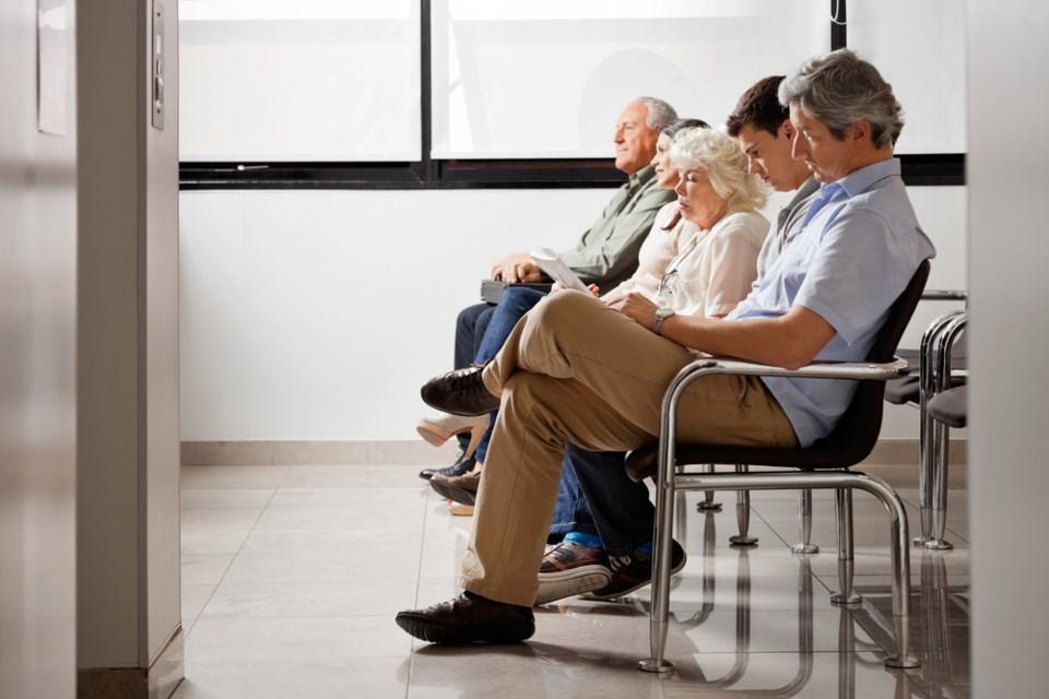 people-waiting room