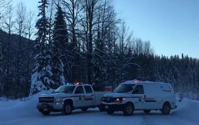 rcmp winter vehicles