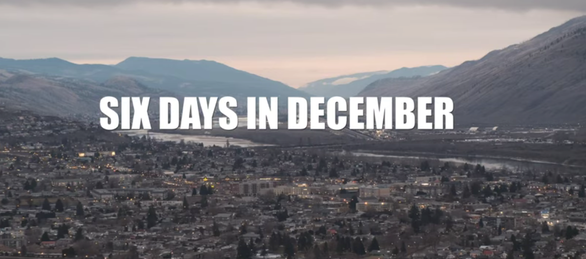 Local filmmaker showcases icy Kamloops in upcoming film festival