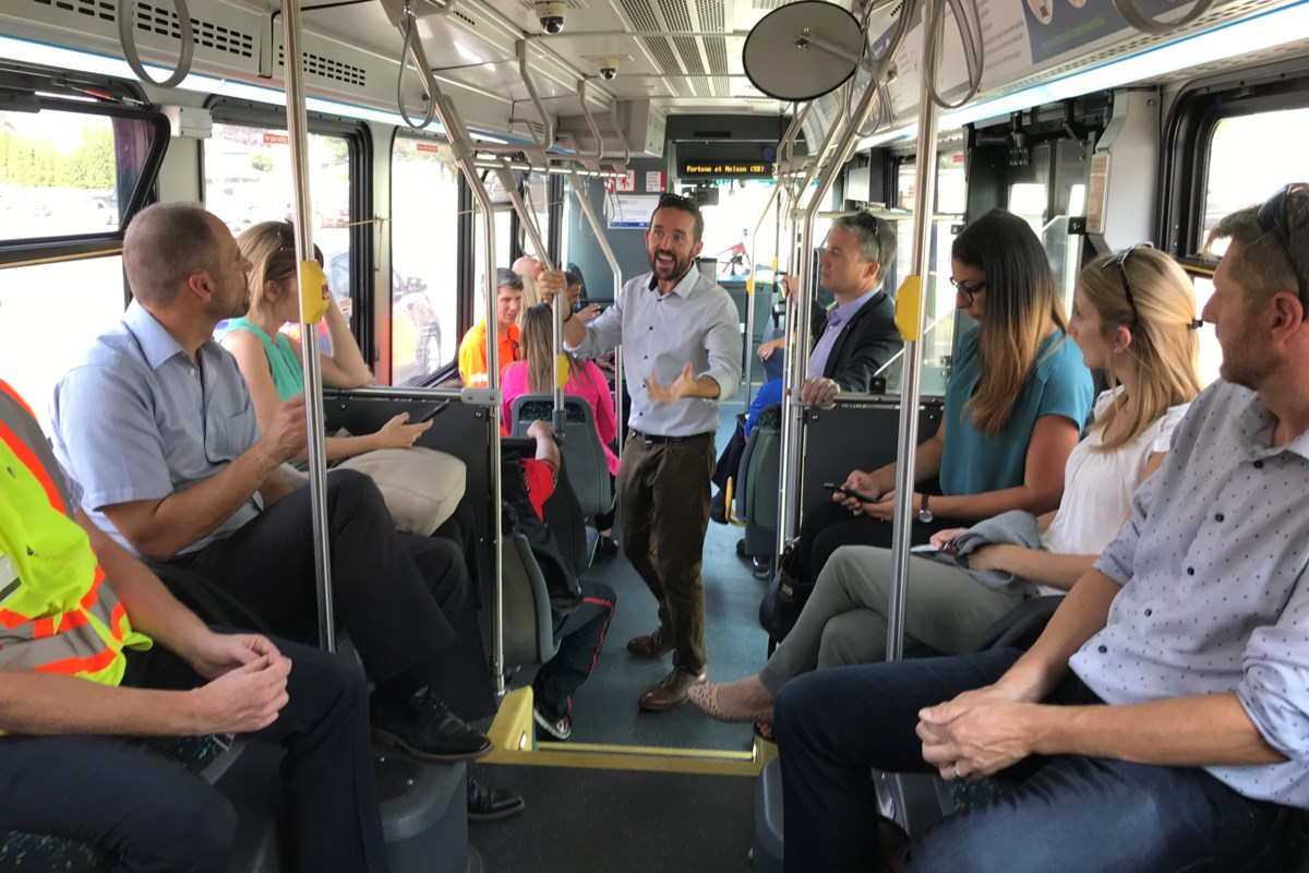 New Technology On Kamloops Buses Lets People Know Where