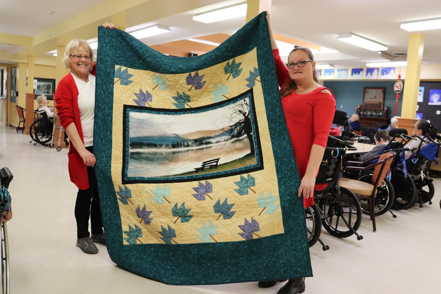 Treating death with dignity: Kamloops seniors' home holds special ceremony for deceased