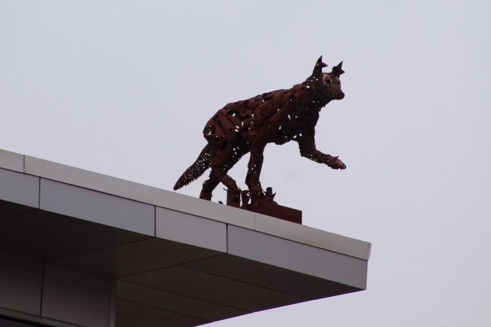 TRU Wolf