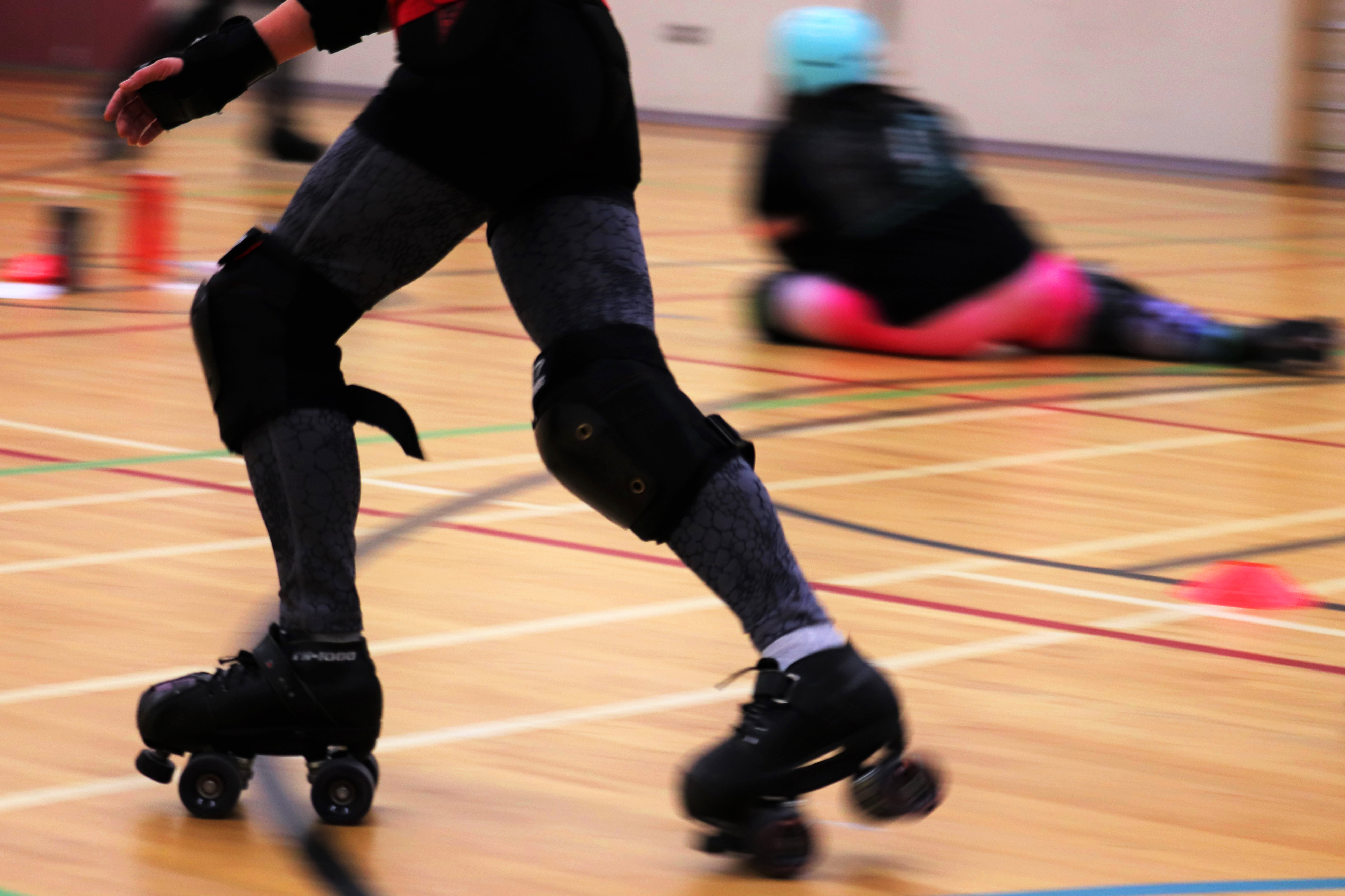 Kamloops roller derby finds new home at Oasis Church