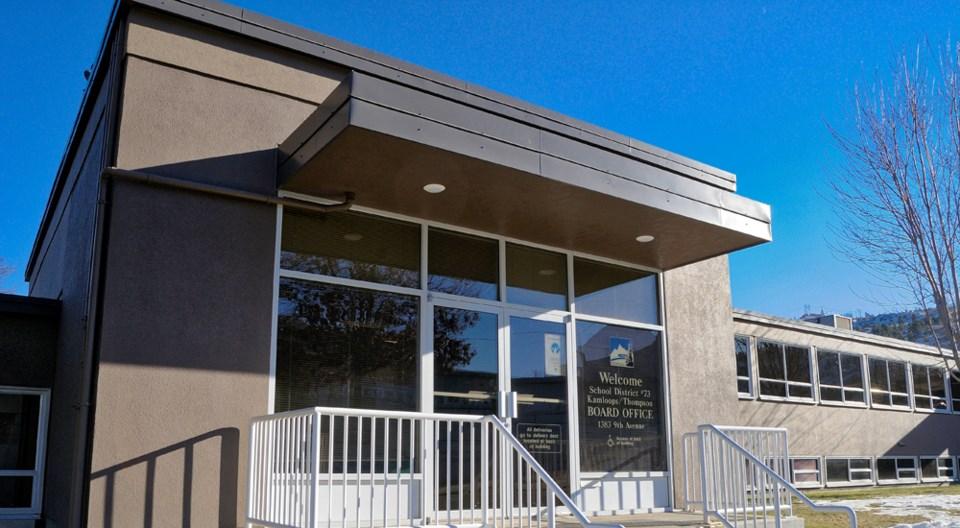 SD73 board office