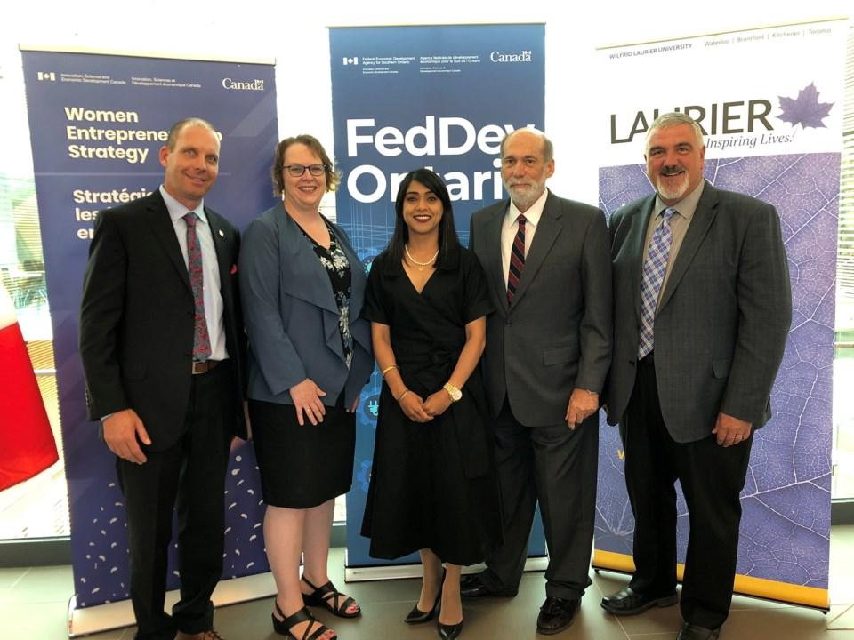 Laurier announcement August 22 2019