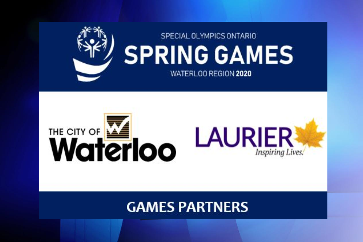 WLU and the City of Waterloo partnering with Special Olympics Ontario