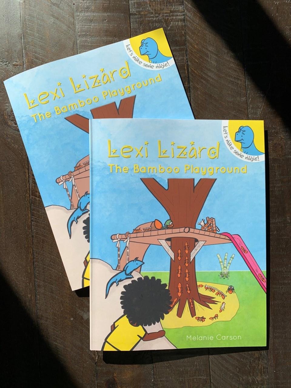 Lexi Lizard The Bamboo Playground