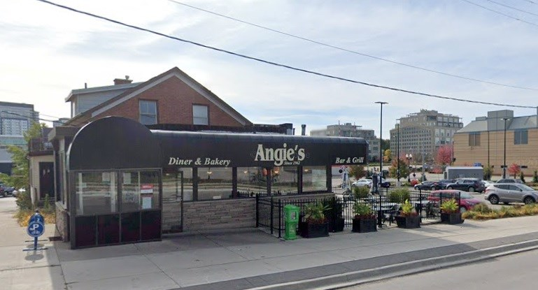 Angie's in Uptown Waterloo closing down