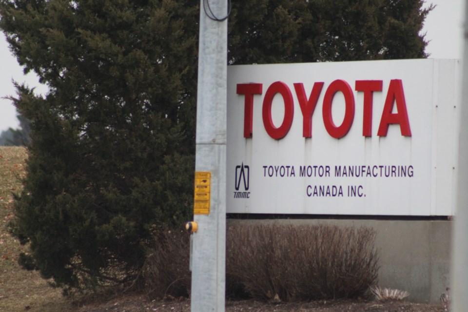 Toyota plant in Cambridge 3