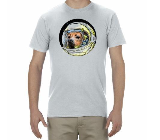 AstroDog's 'Humane tee'