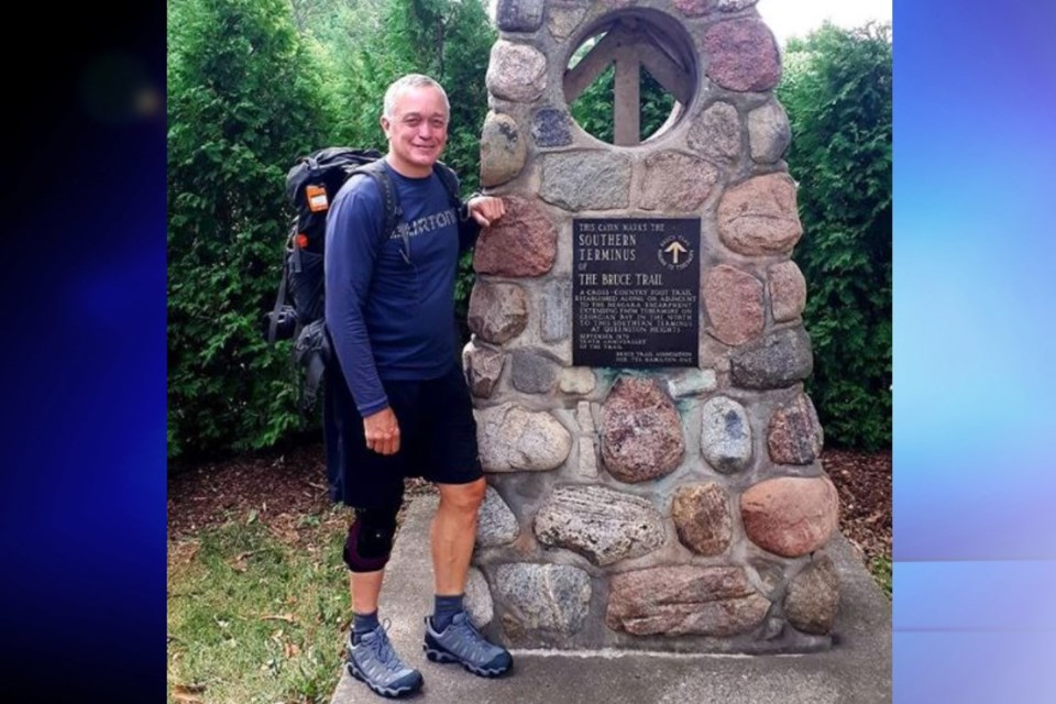 Pete Viol's 2020 Hike For Heart