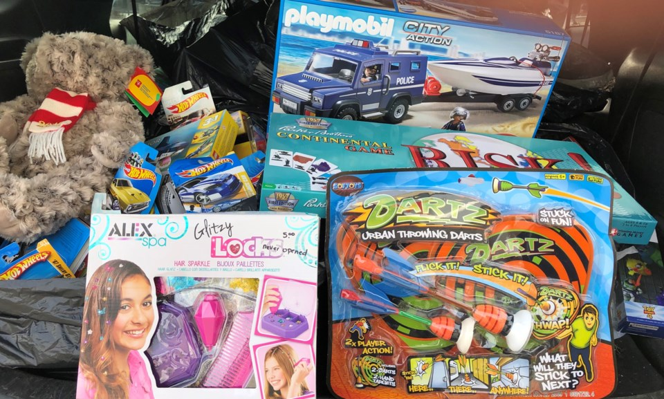 Toy Drive 7