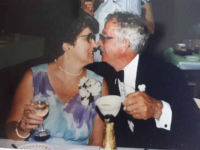 Mary and Gord Fisher (supplied photo)