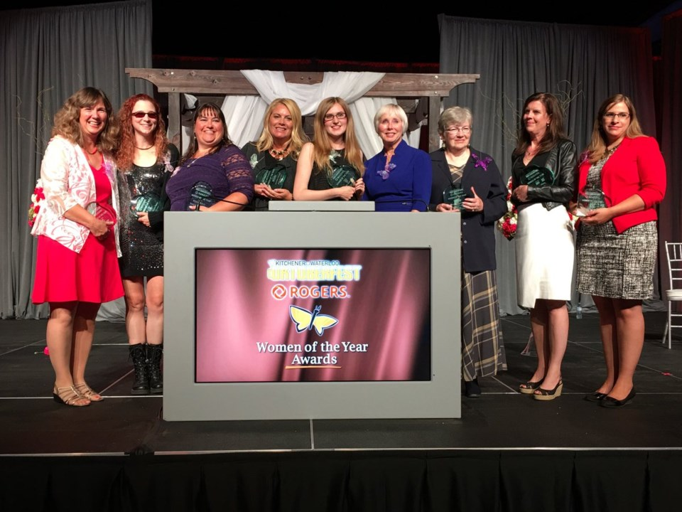 Rogers Women of the Year 2017