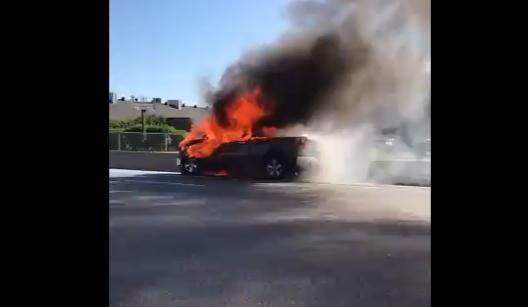 October 9 2019 truck fire