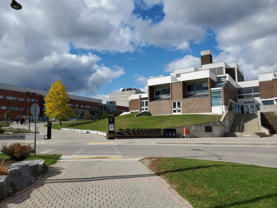 University of Waterloo campus