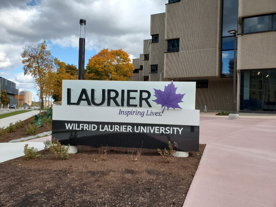 Wilfrid Laurier University 3