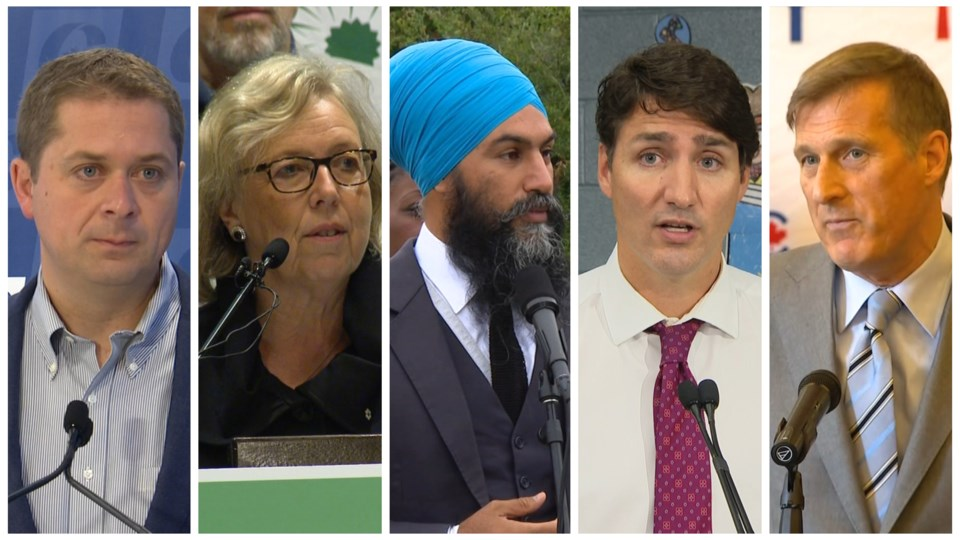 2019 Federal Election leaders
