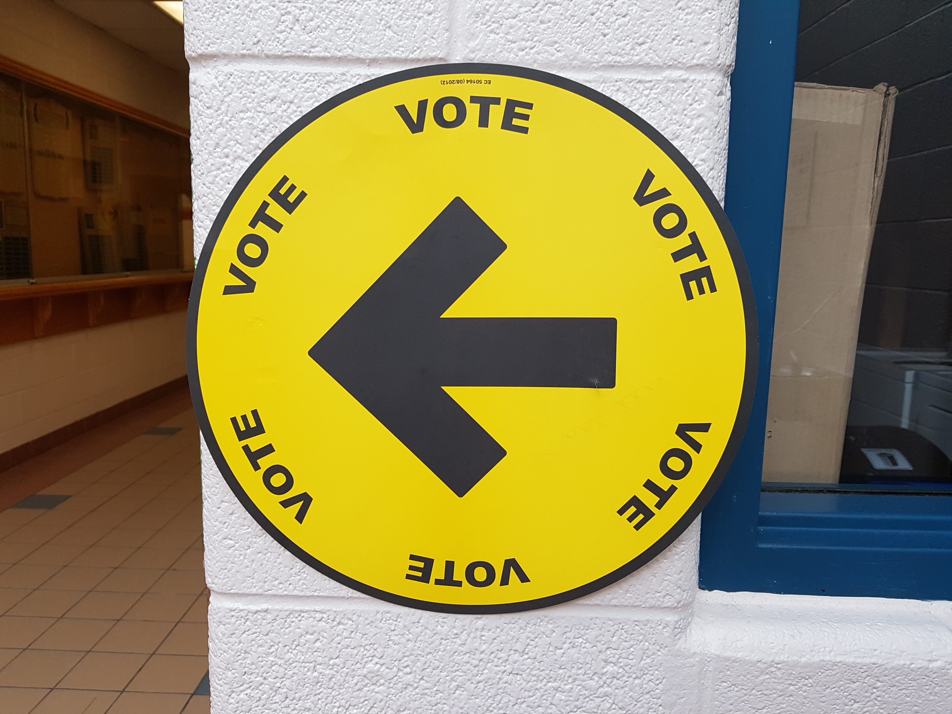 Waterloo with highest voter turnout in region
