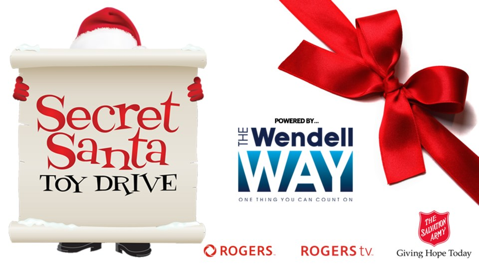 Community Motors Waterloo >> You can become a Secret Santa for a child in need ...