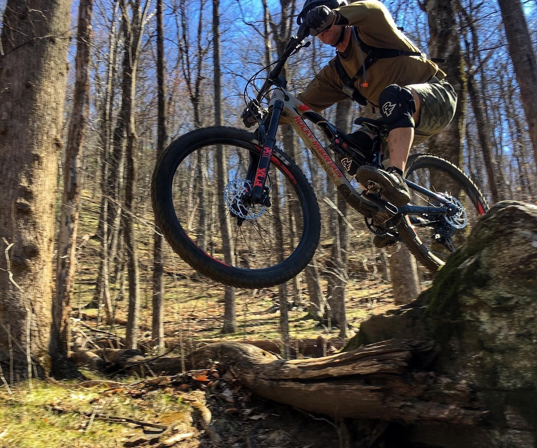 Waterloo Committee Hosts First Successful Bike Trail