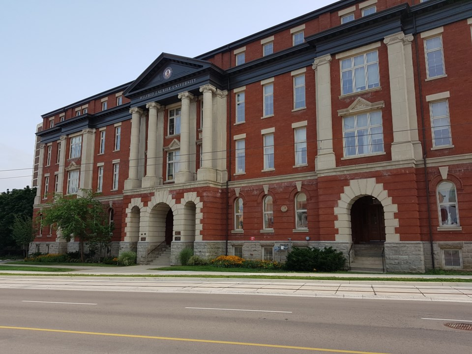 Laurier's Lyle S. Hallman Faculty of Social Work