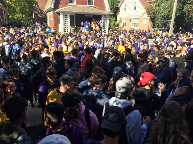 Laurier HOCO