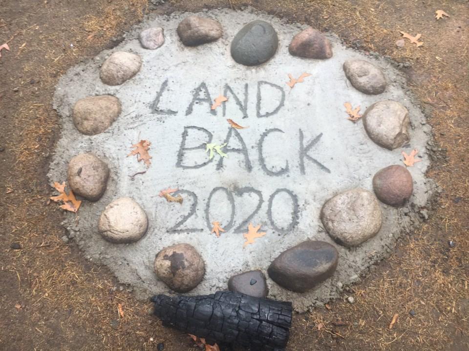 Waterloo Park Land Back