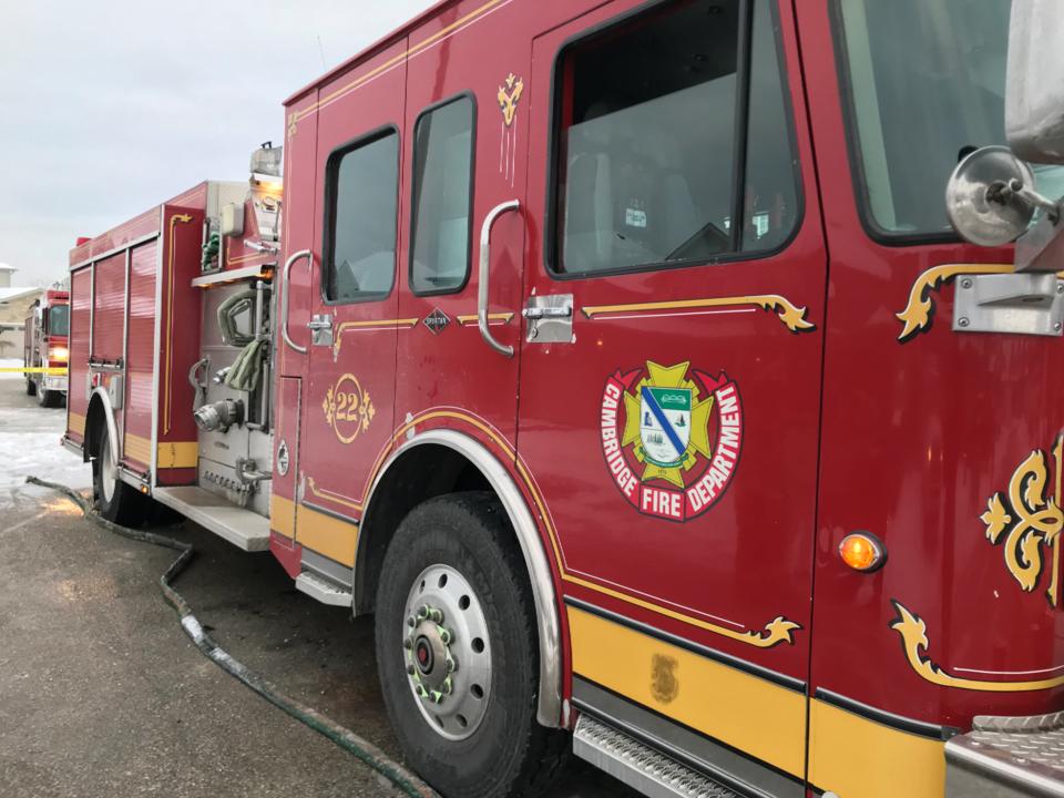 Cambridge Fire Department 2
