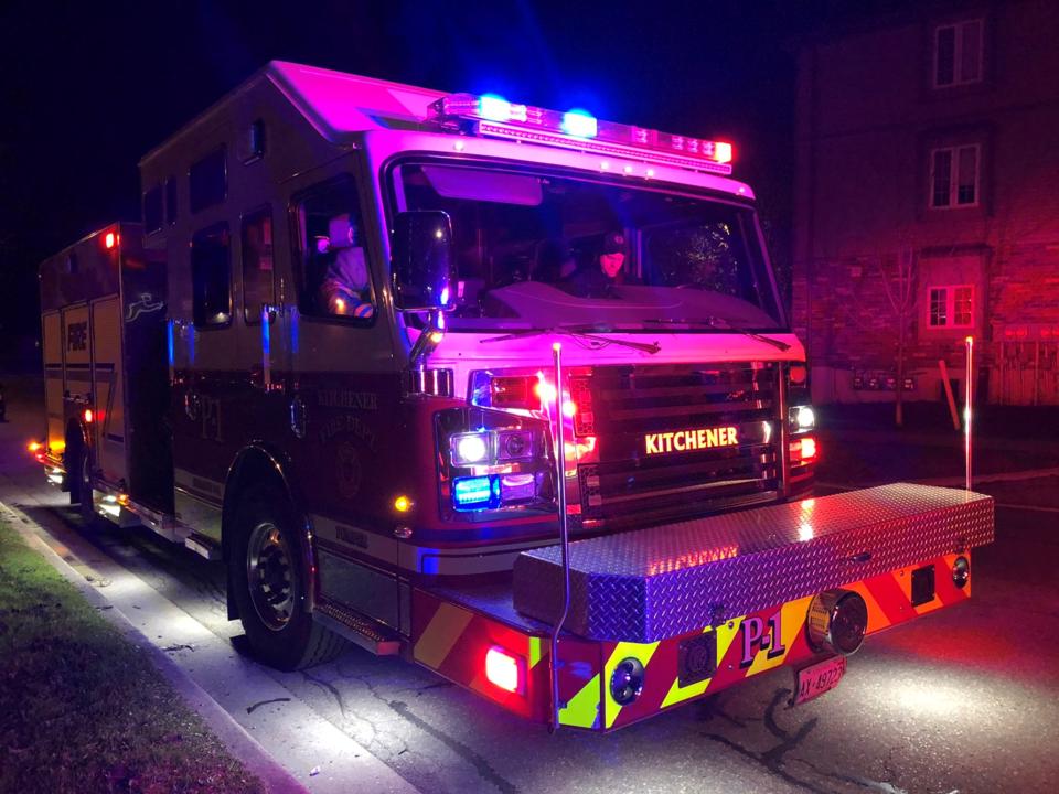Kitchener Fire Department 2