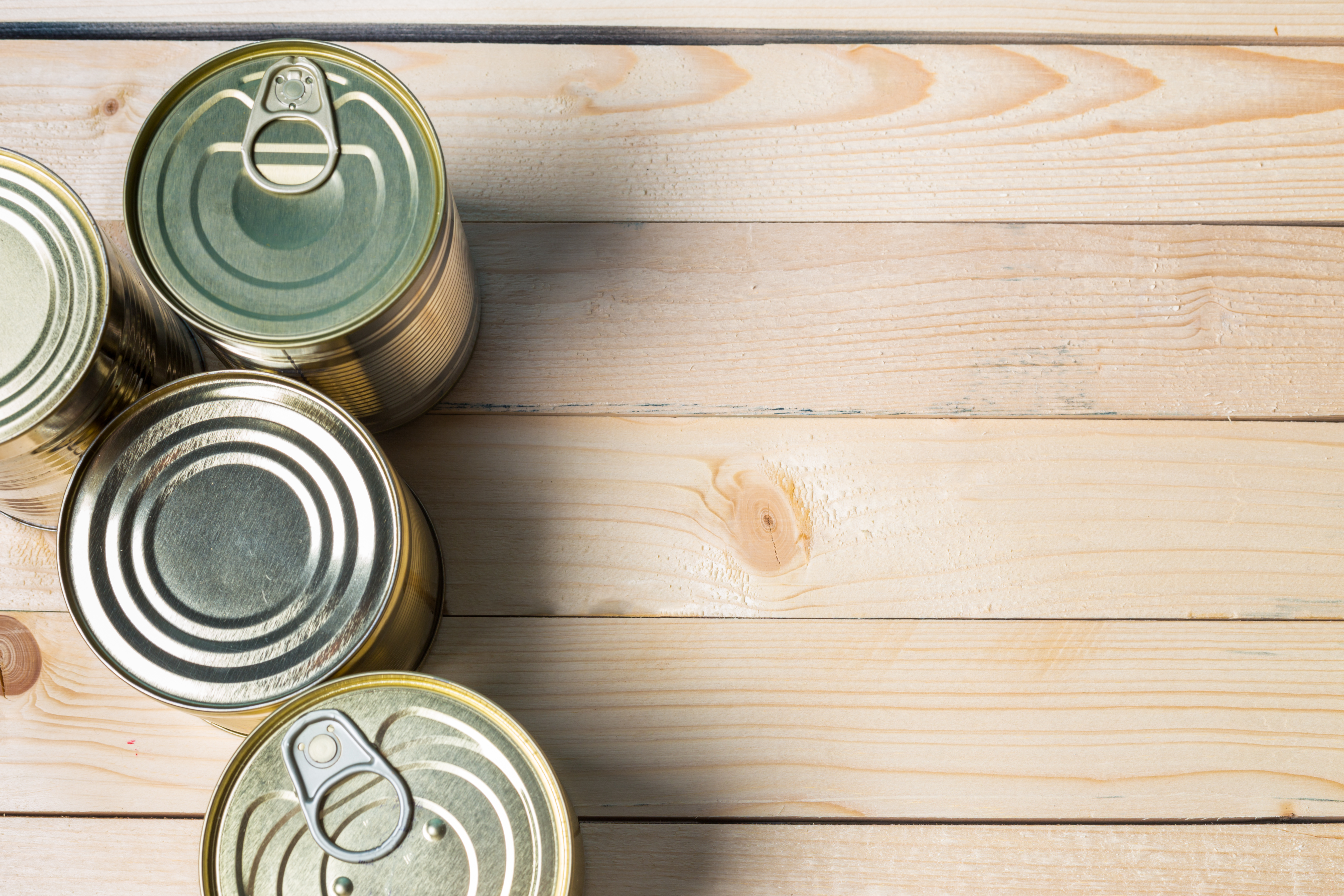 Food bank falls short of ambitious goal for Giving Tuesday