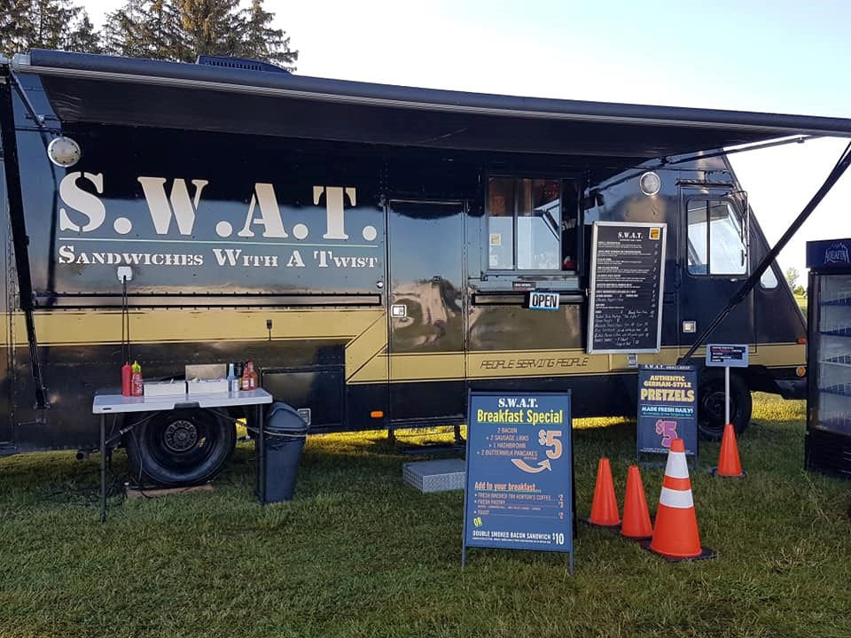 S.W.A.T. food truck