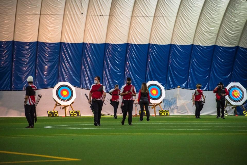 Archery Canada's Recurve program