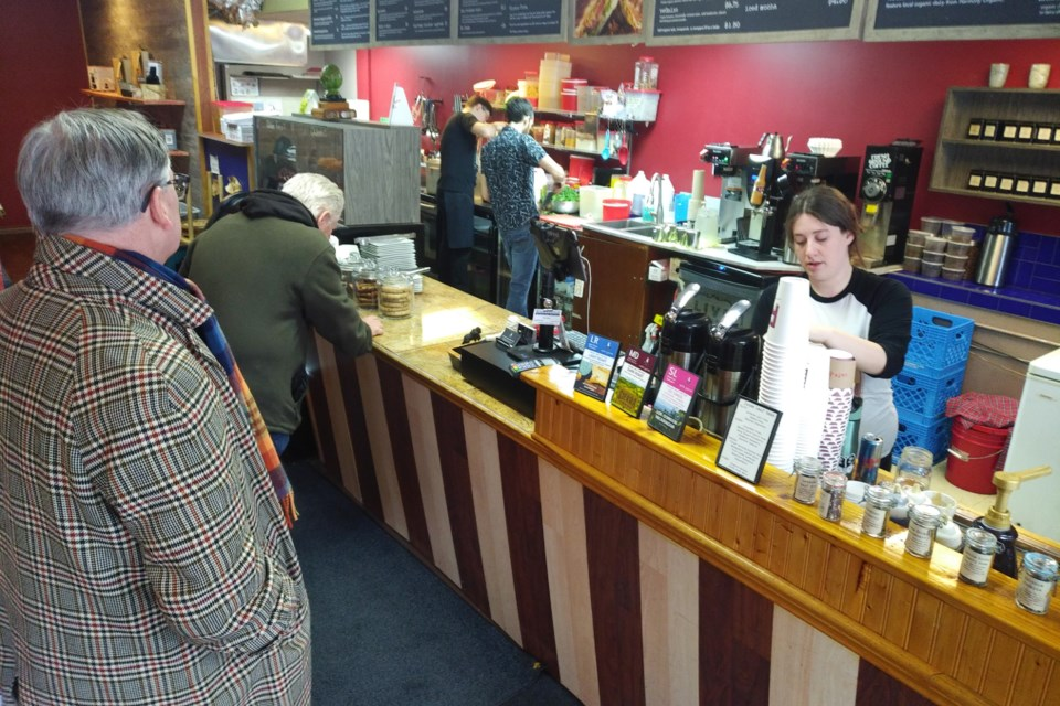 Cafe Pyrus