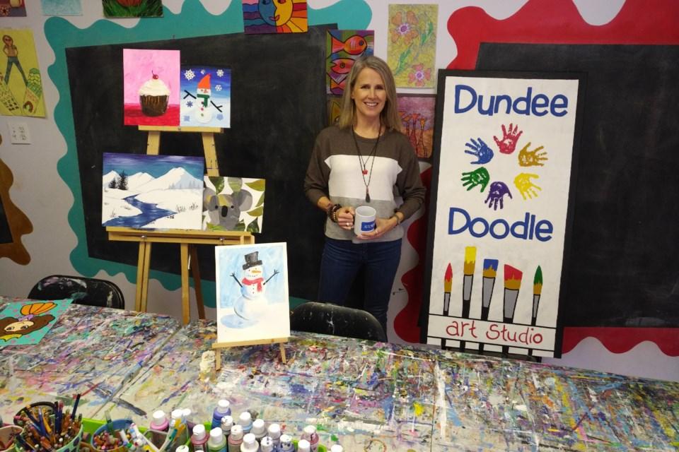 Dundee Doodle Art Studio 2-26-2020