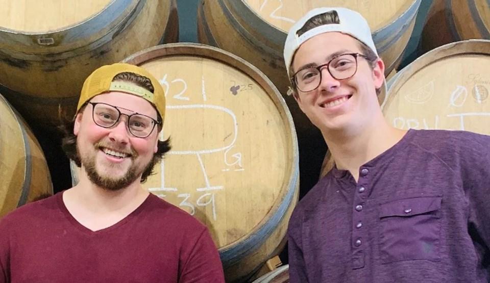 Reverence Barrel Works Matt and Brett