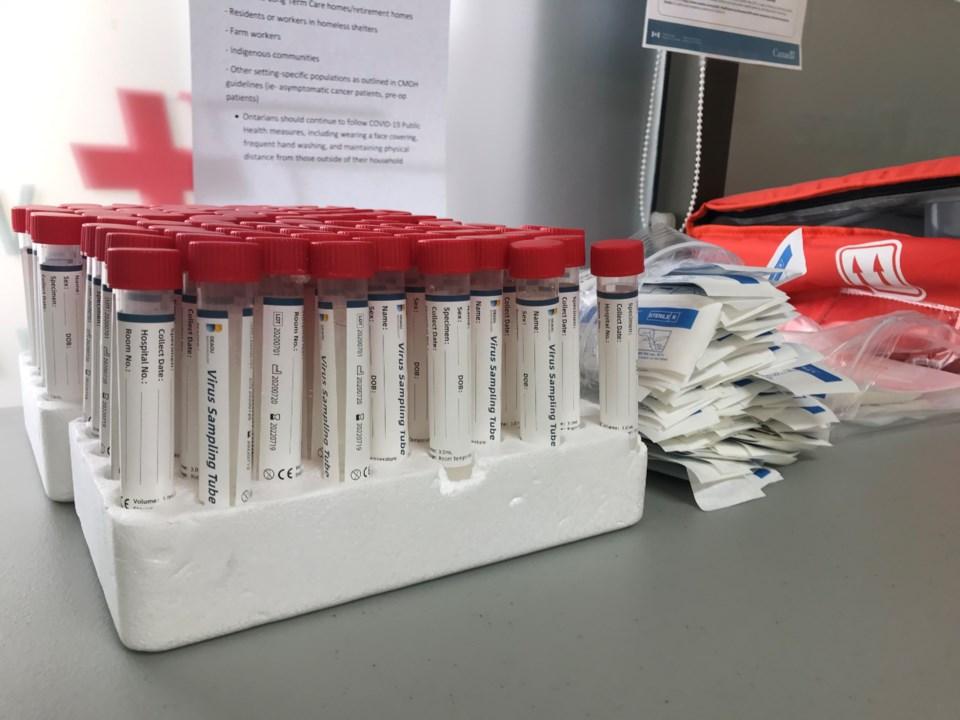 COVID-19 testing 2