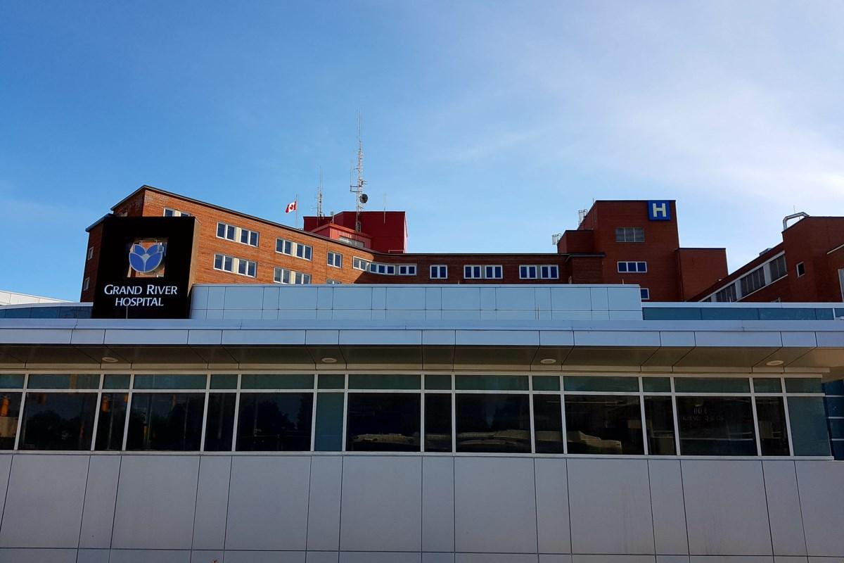 Lazaridis family donates over $8M to area hospitals