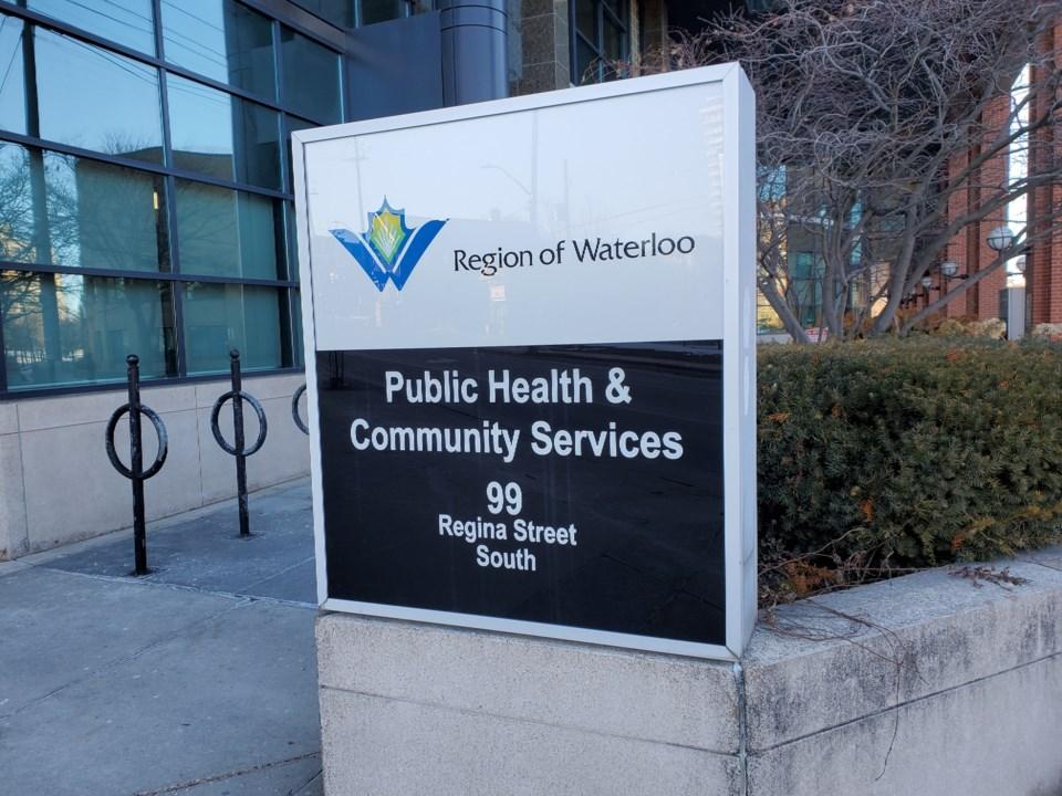 Region of Waterloo Public Health 1