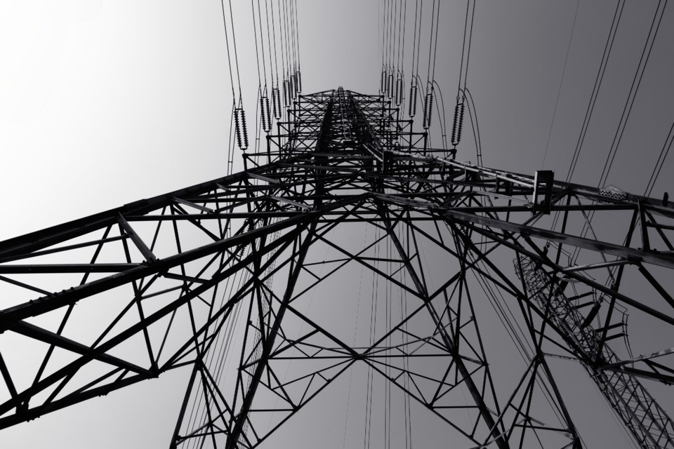 Hydro wires