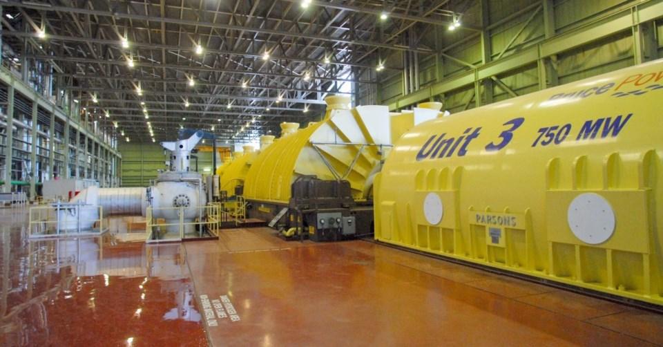 bruce power reactor
