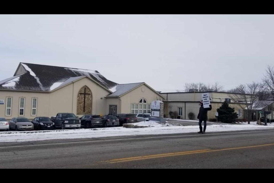 Trinity Bible Chapel January 24, 2021