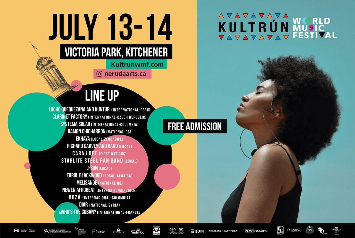 Kultrun Festival kicks off with Friday night concert - KitchenerToday.com
